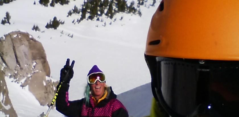 Glen Plake Selfie