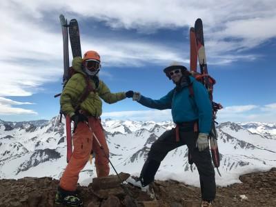 Bloody Mountain Summit